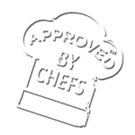 Approved by Chefs logo - Spinneyfields Cheese for the food service industry
