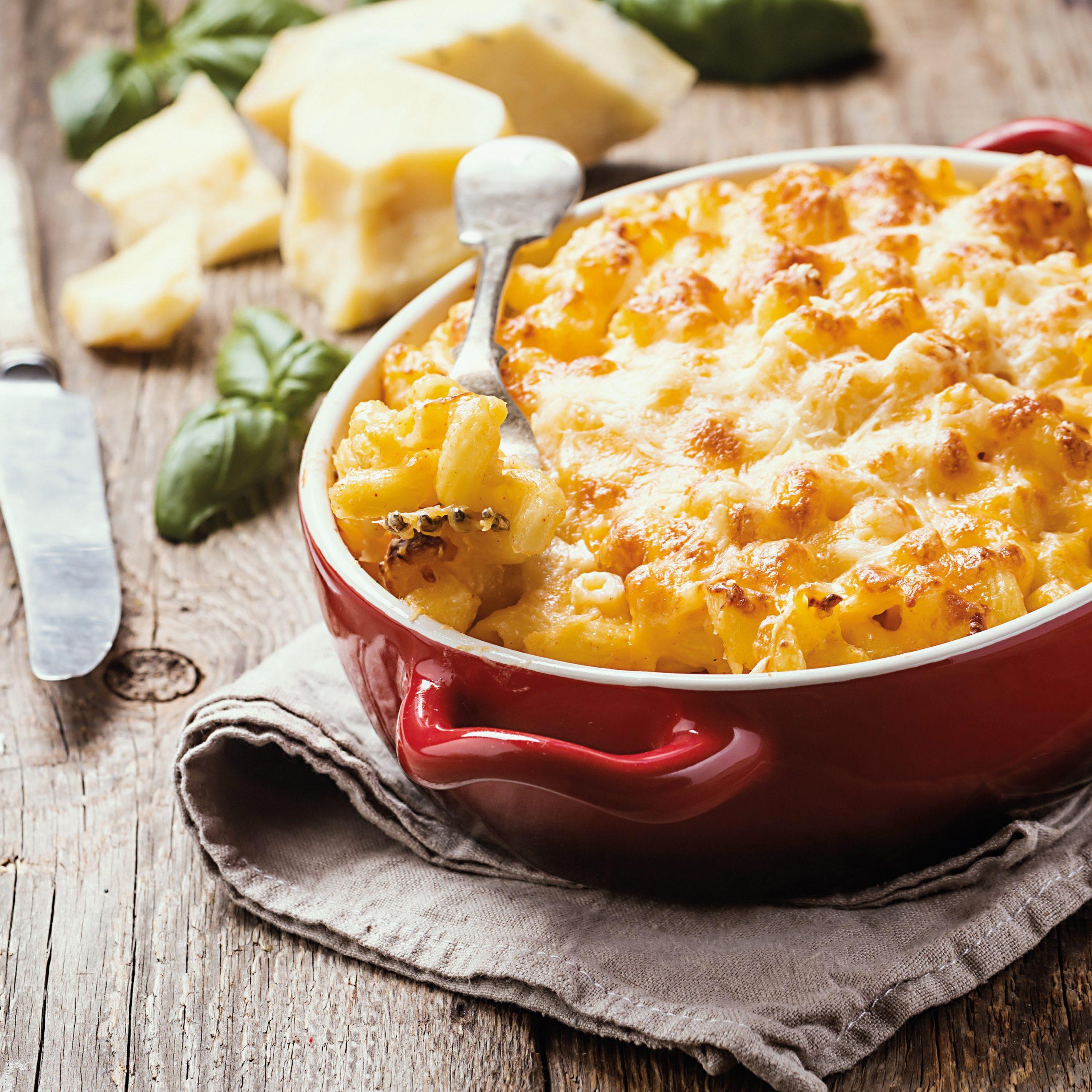 Delicious Millionaire's Mac N Cheese