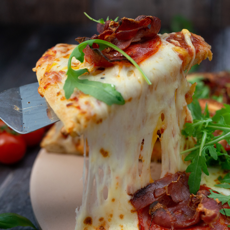 Why choose our consistent shred cheese